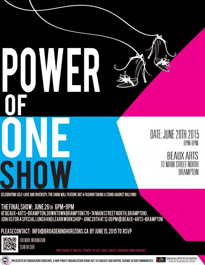 PowerofONE-flyer
